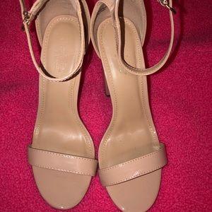 Nude Simple Heel‼️